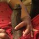 large breast bondage