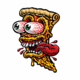 Pizza-Face